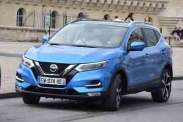 Nous avons testé la Nissan Qashqaï Drive Edition
