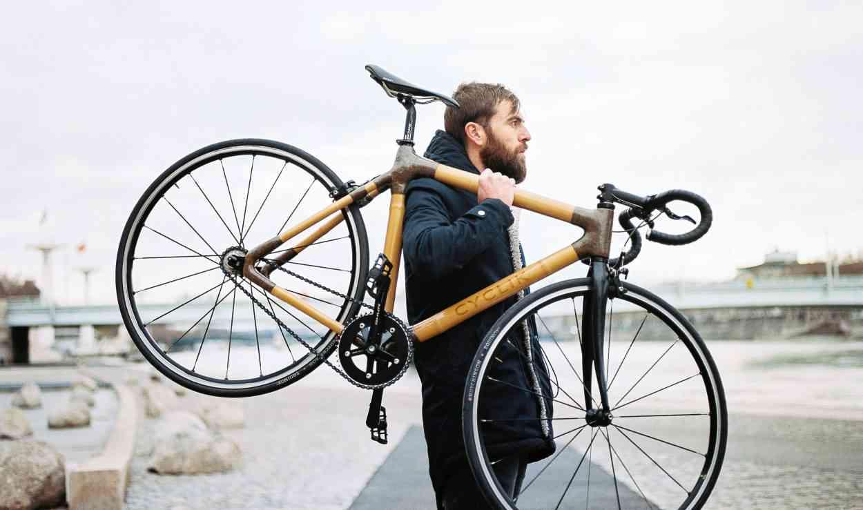 Cyclik, le vélo en bambou made in France