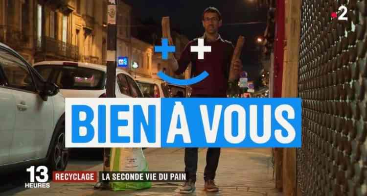 (VIDEO) il invente un moyen pour recycler le pain de la veille (et éviter le gaspillage!)