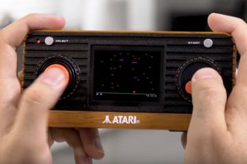Atari Retro Handheld : Atari lance une nouvelle console portable