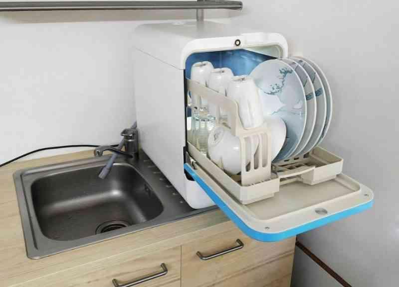 Bob, le mini lave-vaisselle portable et économique