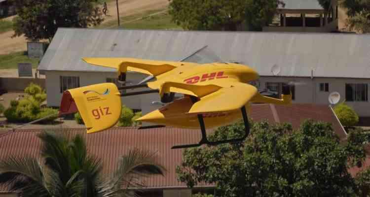 Deliver Futur, un drone pour livrer des médicaments