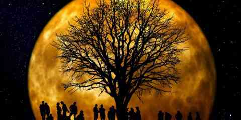 La Chine veut éclairer ses rues avec une lune artificielle