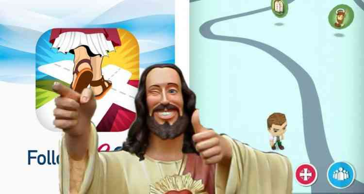 Follow JC Go, quand le Vatican lance sa version de Pokemon Go