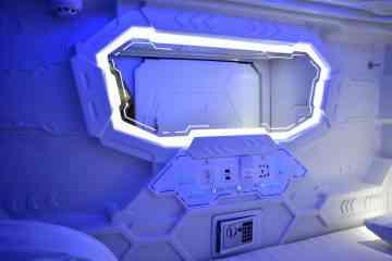 Hotel Zodiac, l'hôtel russe qui vous fait dormir dans des capsules