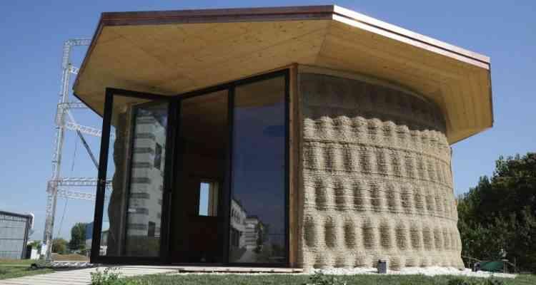 3D WASP : Gaia, une maison imprimée en 3D qui coûte moins cher qu'un iPhone