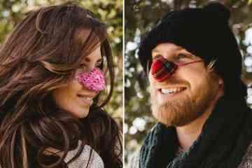 Le bonnet de nez Nose Warmer, la nouvelle tendance automne-hiver?