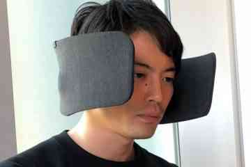 Wear Space, le casque réducteur de bruit équipé d'œillères pour rester totalement concentrer