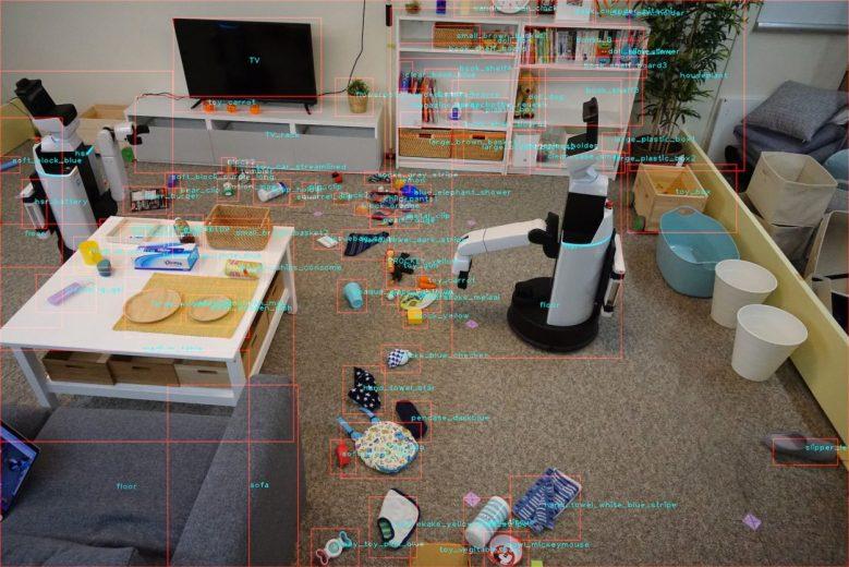 Preferred Networks, le robot qui range la chambre des enfants