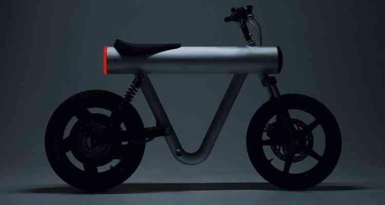 Sol Pocket Rocket, un scooter électrique en forme de missile