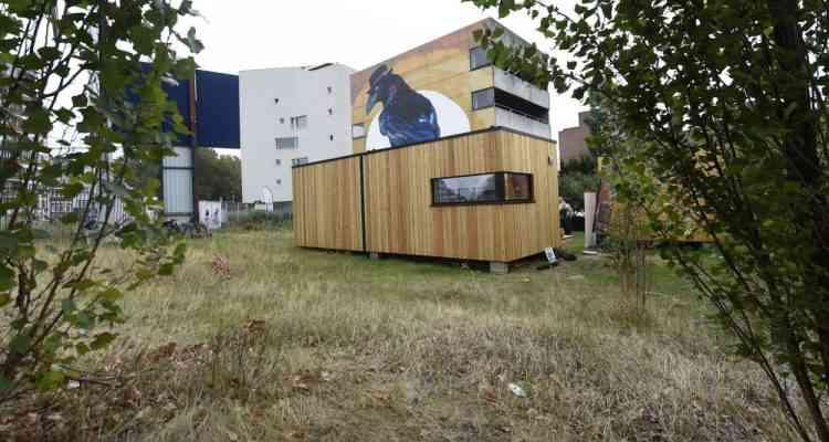 La Belgique teste des studios modulables pour les sans abri