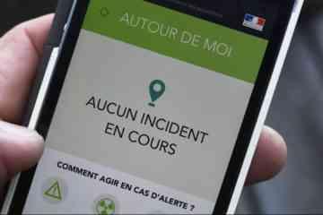 Attentats et catastrophes naturelles, les européens seront directement alertés via SMS