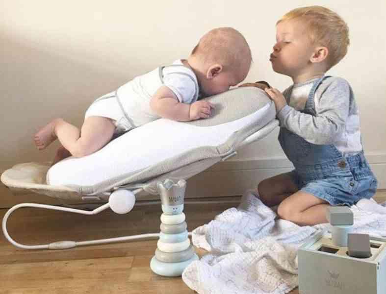 Babocush, le matelas vibrant qui apaise les bébés