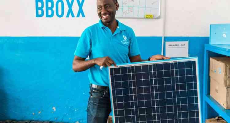 BBOXX et EDF s'allient pour électrifier le Togo