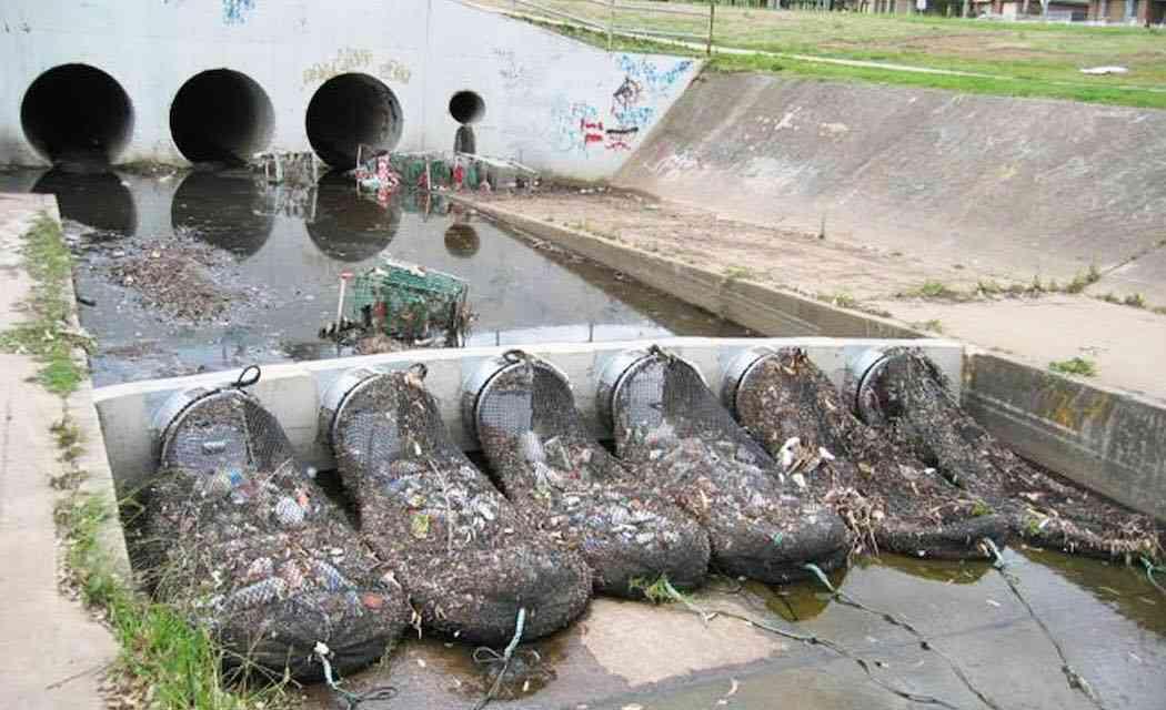 Filet Egout Anti Pollution 004 Neozone