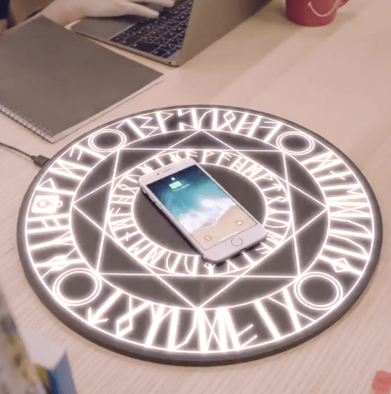 magic circle chargeur sans fil