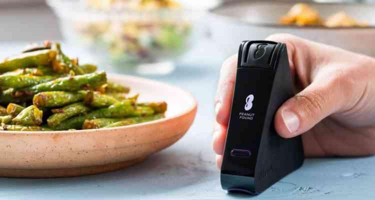 NIMA, le premier détecteur d'arachides portable