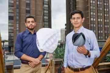 L'éolienne urbaine omnidirectionnelle O-Wind a remporté le grand prix James Dyson 2018