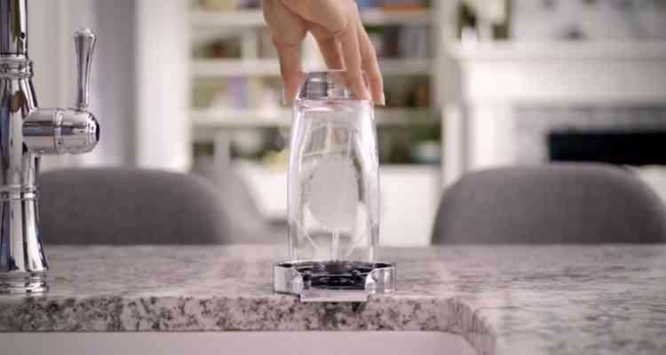 Pratique : Le rinceur de verre pour les particuliers