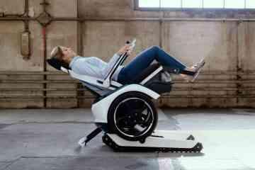 Scewo Bro, le fauteuil roulant du futur se dévoile dans une nouvelle vidéo