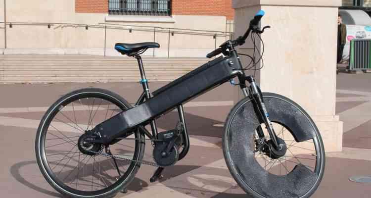 SUN-E sera le premier vélo électrique solaire français