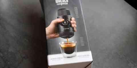 Test : La machine à café Nanopresso