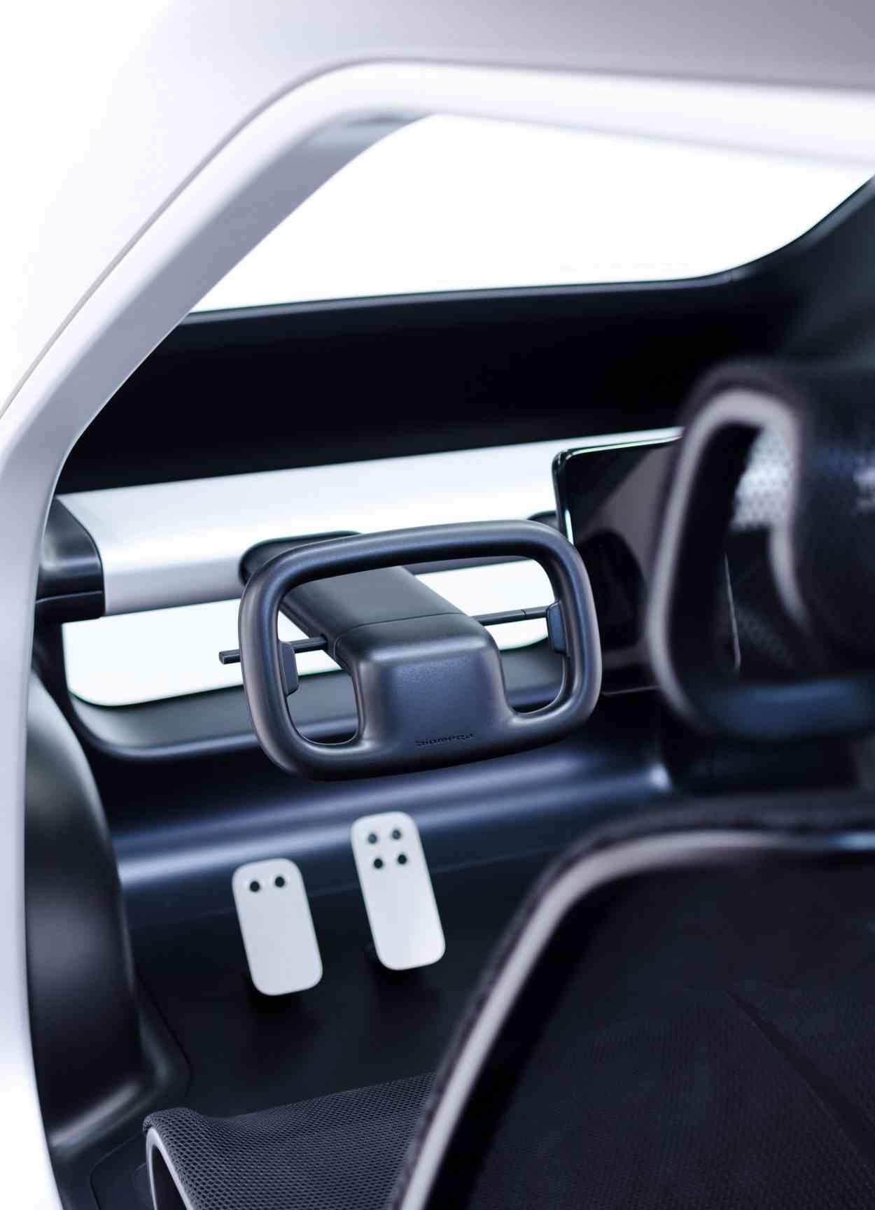 Biomega SIN,la voiture électrique suédoise au design minimaliste