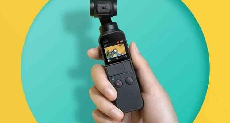 DJI Osmo la caméra 4K stabilisée et ultra portable