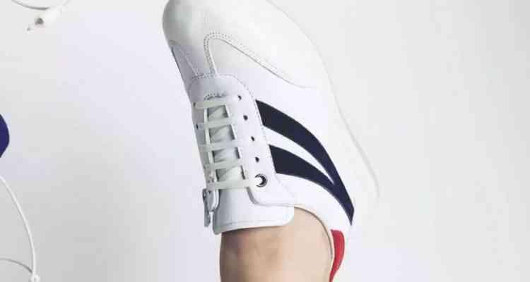 E-Vone, la chaussure connectée pour personnes âgées qui géolocalise et prévient en cas de chute