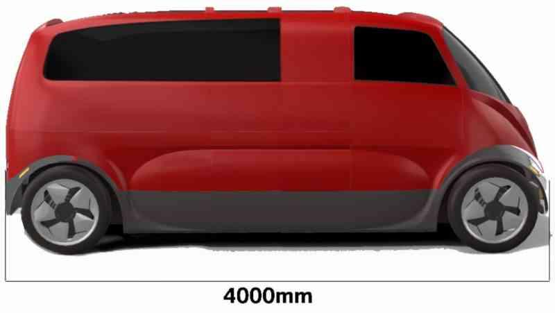 L-City : Sin Car, la première voiture électrique à moins de 10.000€