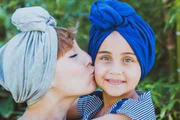 Les Franjynes, des franges et turbans pour les femmes atteintes de cancer