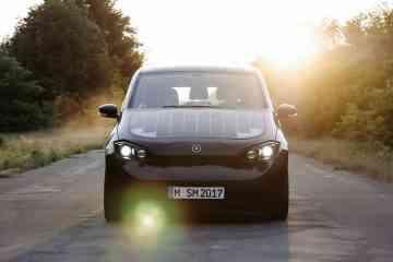 Sion, la voiture électrique avec panneaux solaires intégrés