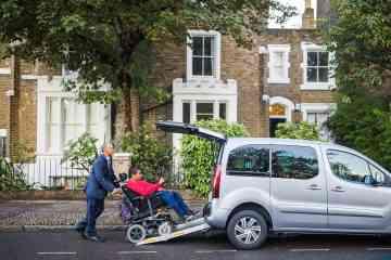 Uber va dédier une flotte de véhicules pour les personnes en fauteuils roulants