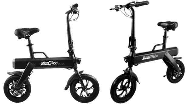 Urbanbike 120, un mini-vélo électrique à moins de 400€ d'UrbanGlide