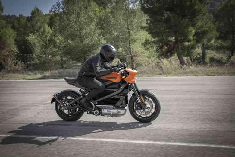 Harley Davidson dévoile plusieurs concepts de véhicules électriques