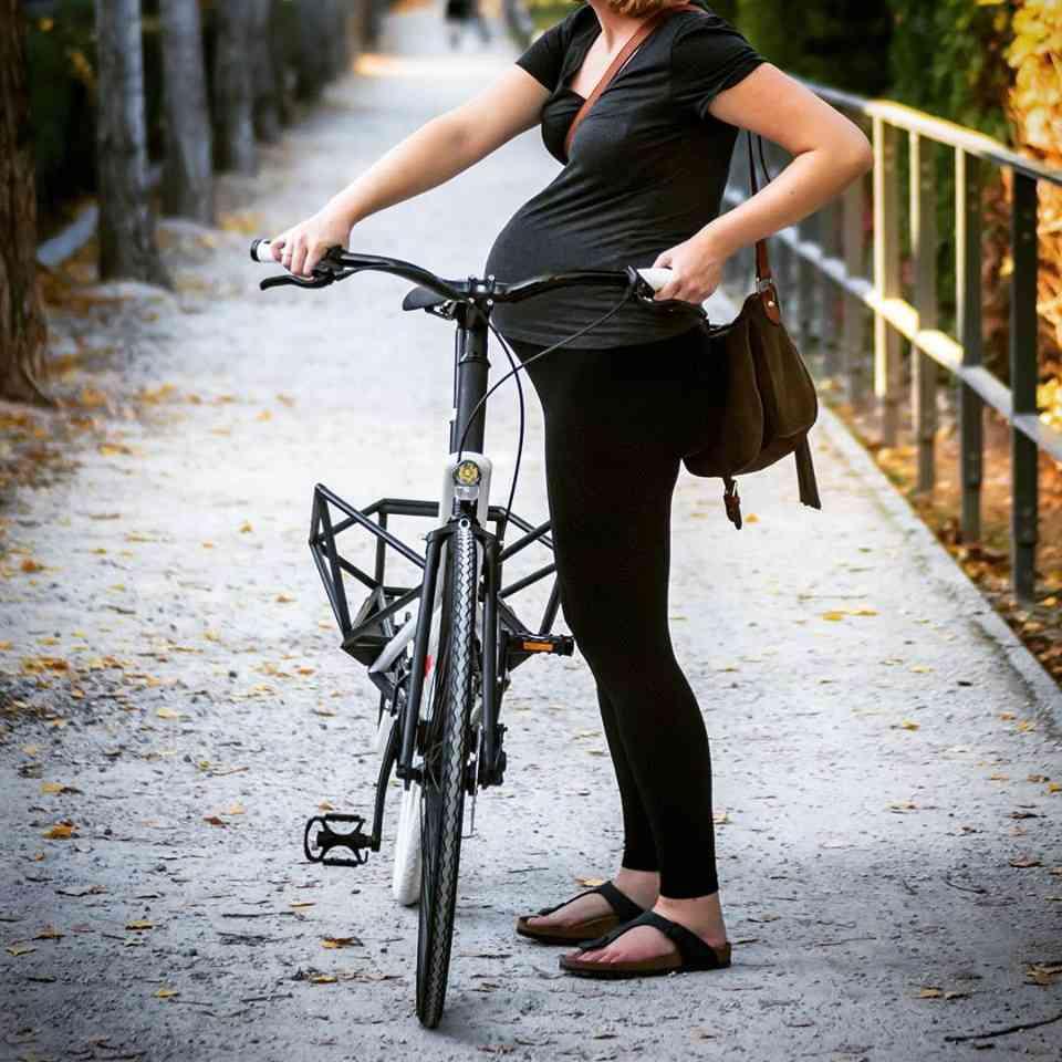 Convercyle, l'ingénieuse bicyclette qui se transforme en vélo cargo électrique