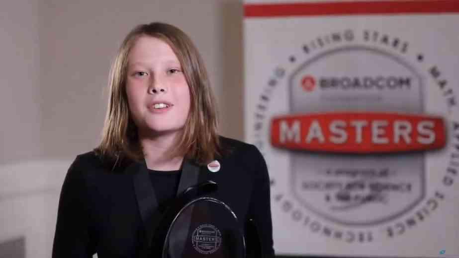 Cette jeune inventrice de 13 ans invente un système d'optimisation des panneaux solaires