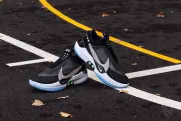 Nike Adapt BB, les nouvelles baskets auto-laçantes, connectées et intelligentes