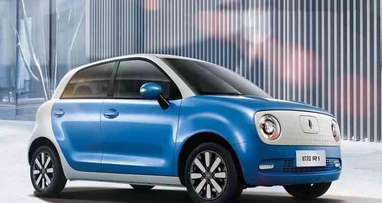 Great Wall Motor : ORA R1, la voiture électrique chinoise qui ne coûte que 7500€