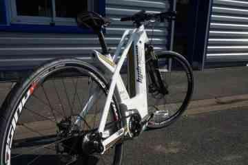 Pragma : Alpha, le premier vélo électrique à hydrogène