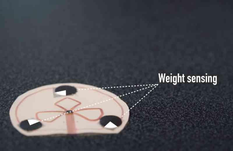 Williot, une micro-puce sans batterie alimentée par les ondes qui nous entourent !