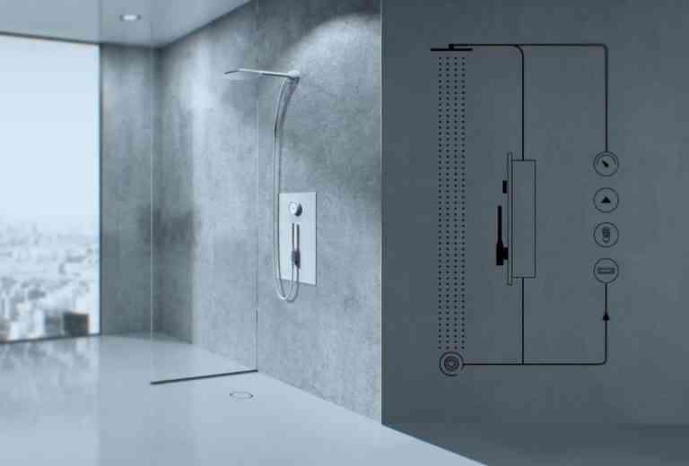 Cet ingénieur de la NASA a inventé une douche autosuffisante qui recycle l'eau (90% d'économie)