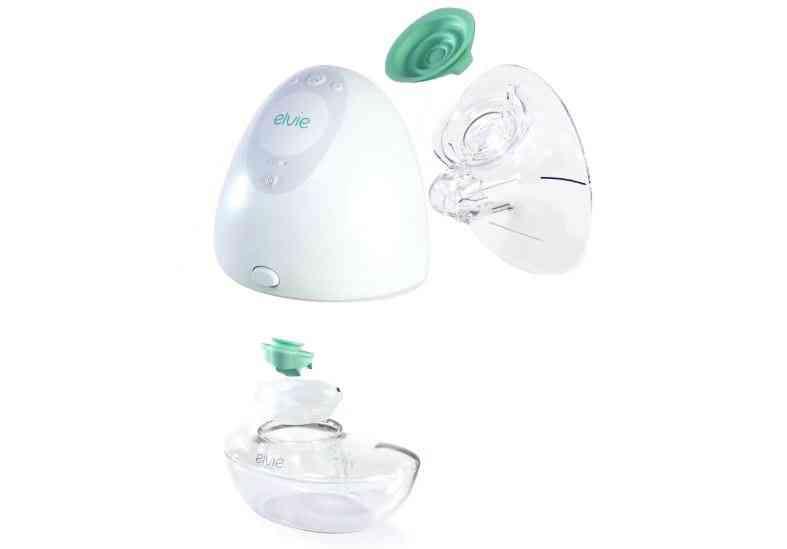 Elvie pump, un dispositif pour tirer du lait n'importe où et en toute discrétion