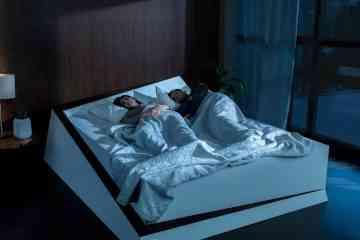 Ford dévoile un lit qui empêche votre partenaire d'envahir votre côté
