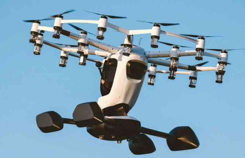 Vous rêviez de piloter un drone seul, sans accompagnant ? Ce sera bientôt possible dans 25 villes des Etats-Unis. Découvre le Lift Aircraft.