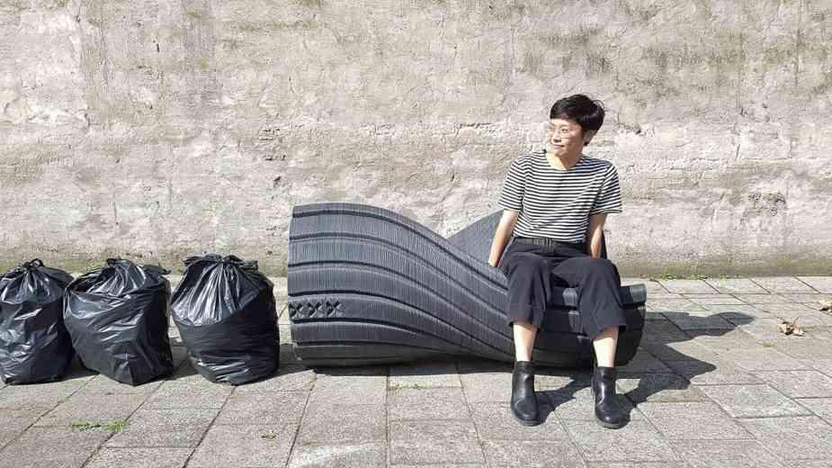 Impression 3D : Cette entreprise transforme les déchets plastiques en mobilier urbain