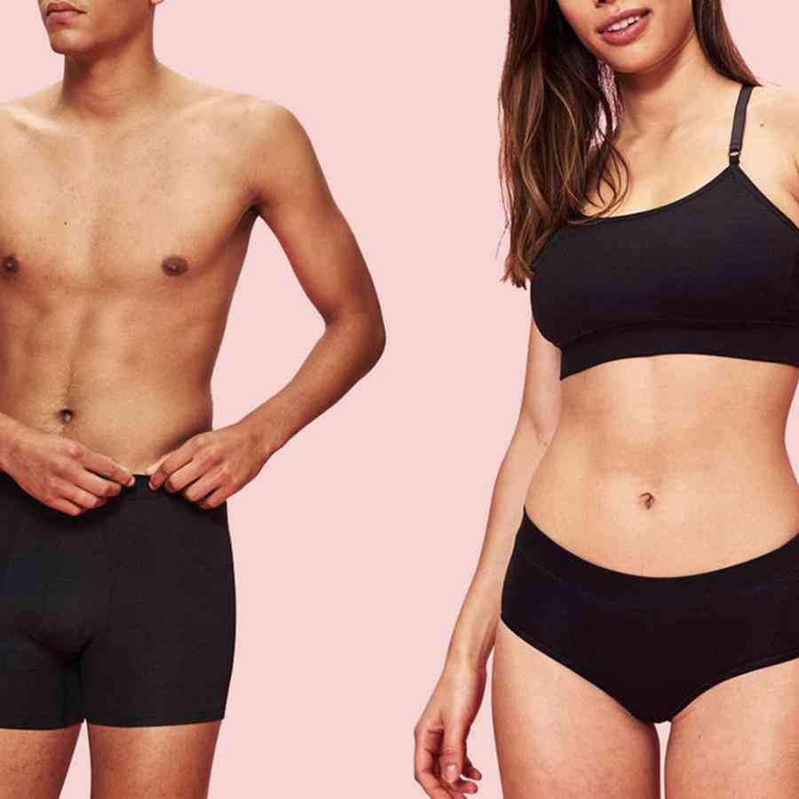 Organic Basics, des sous-vêtements qu'on peut porter plusieurs semaines sans les laver...
