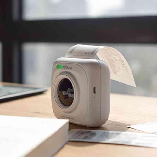 Paperang 2.0, une mini-imprimante portable qui fonctionne sans encre