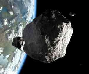 Un astéroïde colossal va frôler la terre aujourd'hui