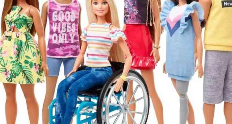 Mattel dévoile une Barbie plus inclusive, avec un fauteuil roulant et une prothèse de jambe